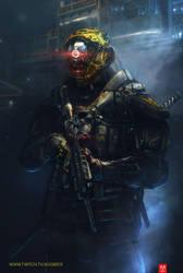 The Cyclops Guardian by Shue13