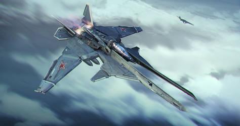 Jet_02 by Lucfonzy
