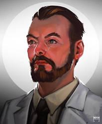 Doctor Krieger by fah-qeu