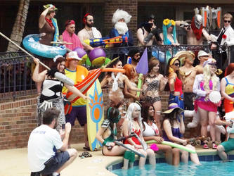 League Of Legend Pool Party - 02 by frenchraph