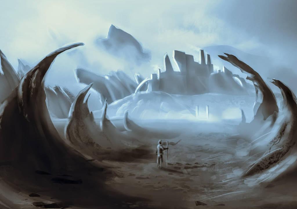 Environment 1 by AymQi