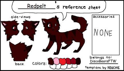 Redpelt by DiscoBearsFTW