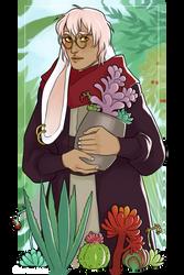 The Botanist by Felniirin