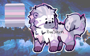 #13  Crystal Pomeranian Auction [closed] by Pinestein