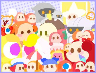 Kirby Challenge 9 - Species by Chenanigans