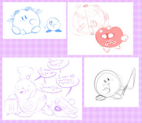 Twitter Doodles by Chenanigans