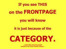 Frontpage Curiosity by Jotaku
