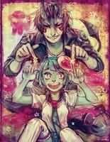 ::Commission:: TheGimpyOpossum by Jotaku