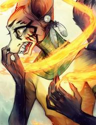 ::Commission:: DarkWing... by Jotaku