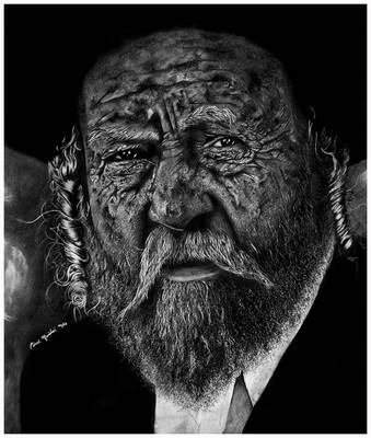 .Rabbi by PavelVerner