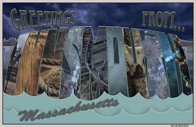 Innsmouth Postcard by carpenocturne