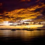 Clouds Racing by BadiB
