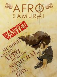Afro Samurai by wsupremo