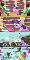 Dragons are RARE by FluttershyElsa
