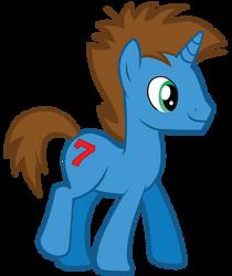FluttershyElsa's OC Pony/Ponysona vector [updated] by FluttershyElsa