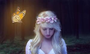Fantasy photo manipulation by mariika2014