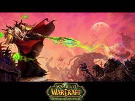 Blood Elf Crusade by zork85