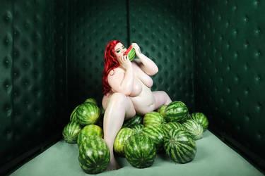 Watermelons BBW by KuLLerMieTze