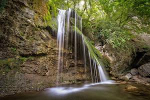 Djur-Djur waterfall... Demerdzhi valley by my-shots