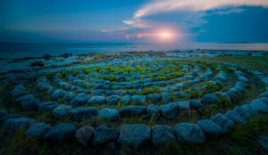 The Cape of Labyrinths... Sunset by my-shots