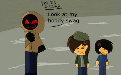 Hoody Swag by firstarfan20