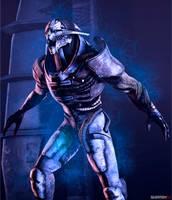 Fury|Mass Effect by Shaman94