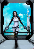 Another Mission|Mass Effect by Shaman94