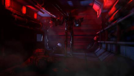 Suppression|Terminator by Shaman94