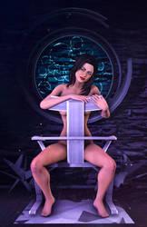 Attention|Mass Effect by Shaman94