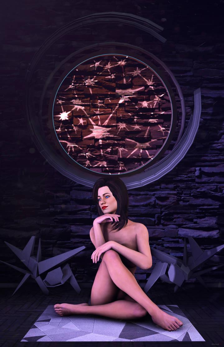 Dream|Mass Effect by Shaman94