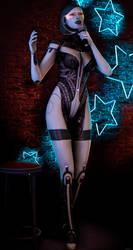 That was a joke|Mass Effect by Shaman94