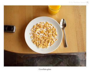 Cornflakesplate by 7ofCrosses