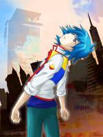 awake city by Kuwano73