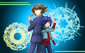 Cardfight Vanguard by Kuwano73
