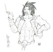 Lobo by forestmoon