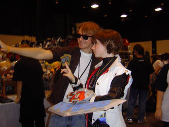 Time to Duel Jacon 2009 by WingsofaDemon