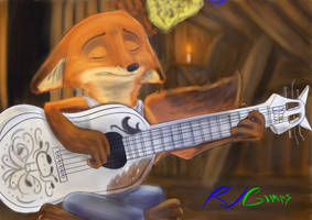 A Soul of Music by RJGimps