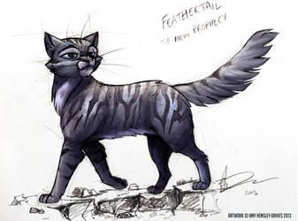 Feathertail by AmyVsTheWorld