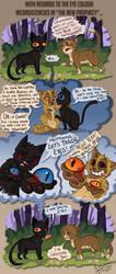 Warrior Cats: Eye-dentity Crisis! by AmyVsTheWorld