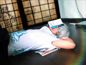 Gintama Cosplay by DaisukeTodomeku