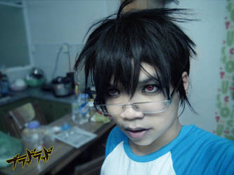 Staz Charlie Blood from Blood Lad by DaisukeTodomeku