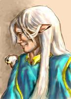Shy - Character Study by bonbon3272