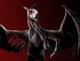 Demon Horse by bonbon3272