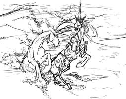 A Time for Unicorns by bonbon3272