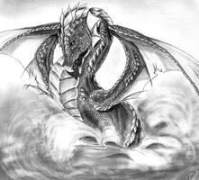 Sea-Dragon by bonbon3272