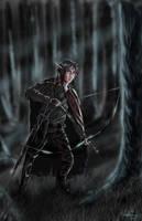 Nocturnal Hunter by bonbon3272
