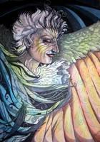 Whimsical Harpy by bonbon3272