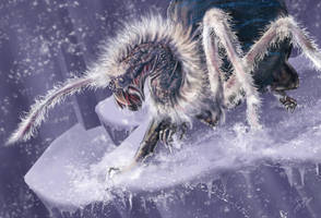 Himalayan Ice Dragon by bonbon3272