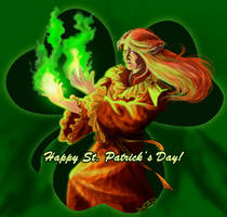 Happy St. Patrick's Day by bonbon3272