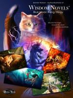 Wisdom Novels Poster by bonbon3272